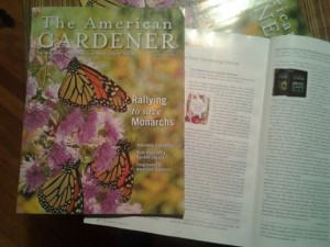 american gardener